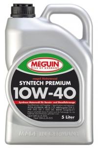 Motorenöl 10W-40 Syntech Premium