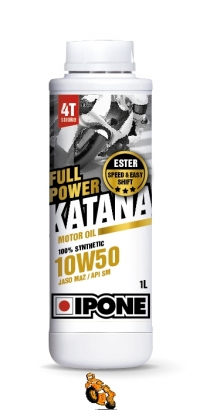 Full Power Katana 10W50