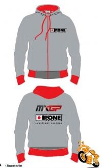 IPONE MXGP Sweat-Shirt - ZIP Hoody