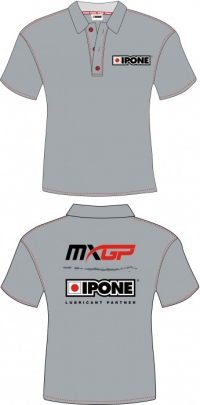 IPONE MXGP Polo-Shirt, Frauen